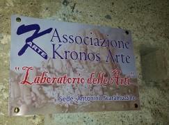 Pentedattilo, Il sogno realizzato dell'artista Antonio Scaramuzzino