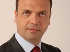 A Reggio Calabria il Ministro Angelino Alfano