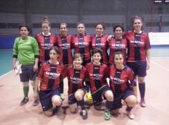 Calcio 5, concluso 1^ turno Coppa Italia regionale donne