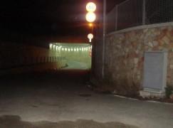 Lazzaro (RC), rischio elettrico in via Agostino Plutino
