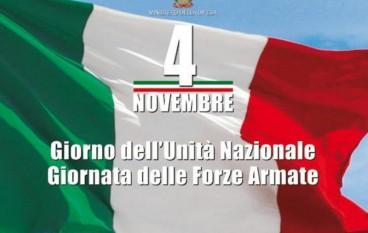 San Roberto, celebrazione del 4 Novembre