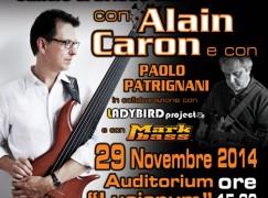 Reggio Calabria, clinic con Alain Caron