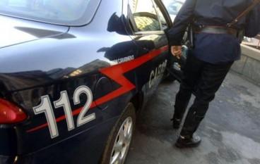 Reggio Calabria, armi e droga: arrestata coppia