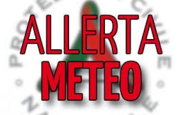 Protezione civile dirama allerta meteo in Calabria
