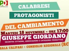"""Reggio Calabria: """"Calabresi protagonisti del cambiamento"""""""