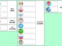 Elezioni Regionali:I candidati del collegio Calabria Centro (Catanzaro-Crotone-Vibo Valentia)