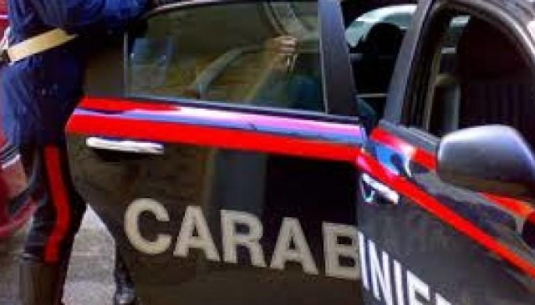 Due arresti a Motta San Giovanni