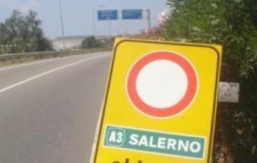 A3, si lavora per riapertura svincolo Laiano Borgo-Mormanno
