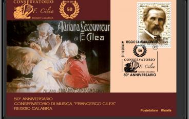 """Cinquantesimo anniversario del Conservatorio """"Francesco Cilea"""""""