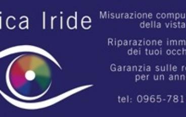 Ottica Iride, Melito di Porto Salvo (RC), corso Garibaldi, 125