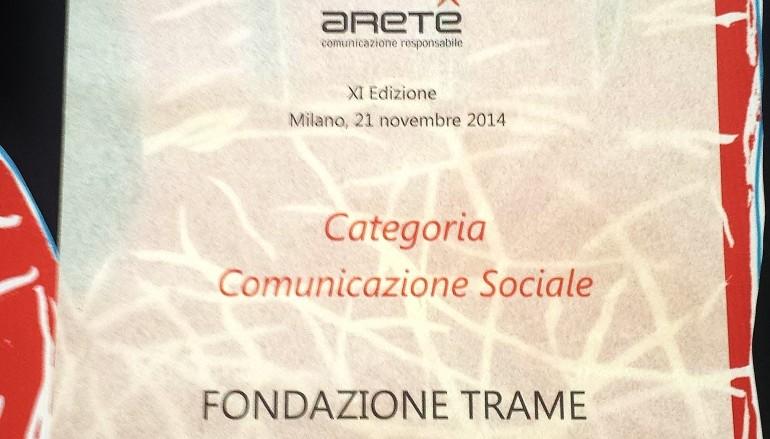 Lamezia Terme, Trame Festival dei libri sulle mafie: premio Aretȇ 2014