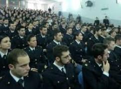 Vibo Valentia, Grillo e Quagliariello in visita alla Scuola di Polizia