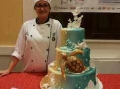 II Contest di Cake Design, vince Claudia Siclari
