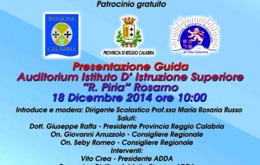 Rosarno (RC): ADDA, presenta la guida su inclusioni alunni Diversabili