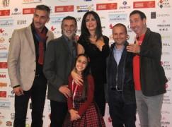 Rossano (CS): Denise sul red carpet di giornate di cinema