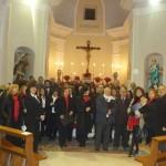 Concerto di Natale  don Pino Latelli e Coro di Lamezia  Terme a Platania [1]