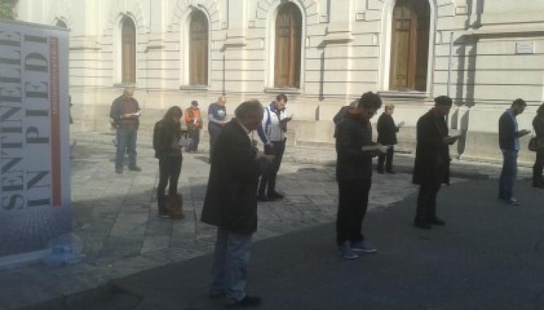 Reggio Calabria: Sentinelle in piedi, per la libertà d'espressione e la famiglia