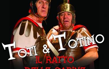 """Lamezia Terme: in scena a teatro Grandinetti """"Il ratto delle Sabine"""""""