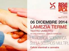 Lamezia Terme: AISM, presenta convegno su sclerosi multipla