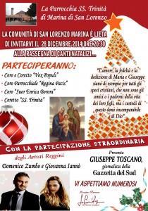 don giovanni locandina festa natale 2014