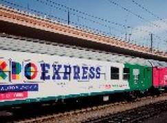 Reggio Calabria, arriva l'Expoexpress
