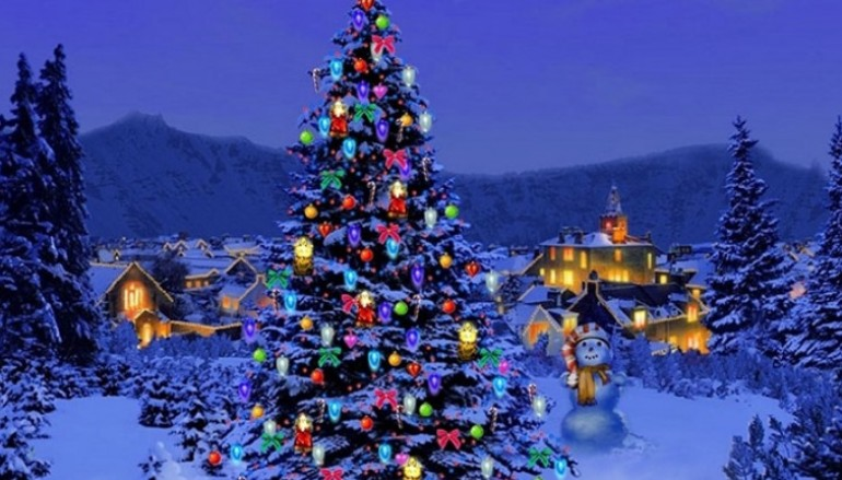 Reggio Calabria: torna il piccolo villaggio di Natale a la Casa di Alice