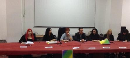 Reggio Calabria, conferenza stampa If invisible were visible