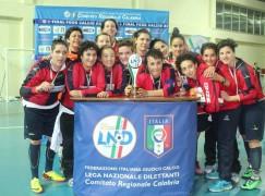 Calcio 5, presentato torneo Donne serie C regionale