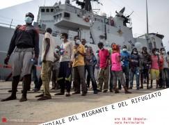 """Reggio Calabria, organizzata la """"Cittadella del migrante"""""""