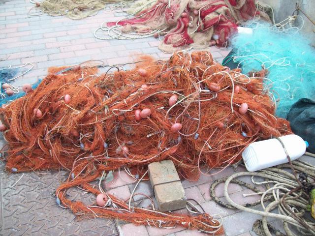Condofuri rc segnalata pesca abusiva - Rete da pesca per decorazioni ...