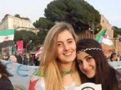 Siria, Greta e Vanessa sono libere