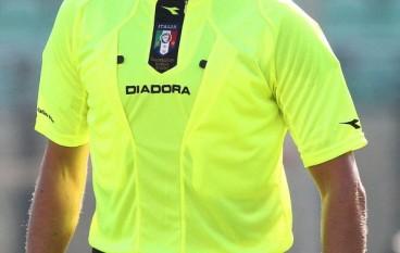Asd Reggio Calabria-Frattese, designato l'arbitro