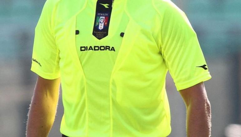 Reggina-Ischia, designato l'arbitro
