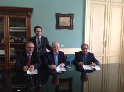 Accordo tra Provincia e Comune di Laganadi