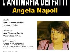 Palmi (Rc), presentazione libro Angela Napoli