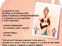 Saracena (CS), Laboratorio Teatrale gratuito per la Festa di San Leone