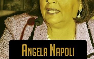 """Rogliano (CS): Angela Napoli presenta il suo libro """"L'Antimafia dei Fatti"""""""