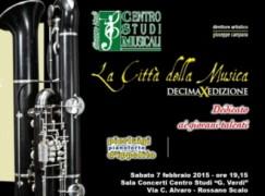 Rossano Scalo (Cs), al pianoforte il giovane D' Ippolito