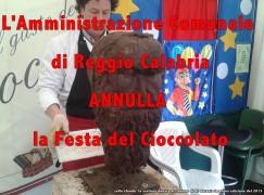 """Reggio Calabria, annullata la terza edizione della """"Festa dello cioccolato"""""""