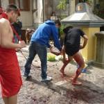 Diocesi di Lamezia Terme - Vattienti Sabato Santo Nocera  2014 005