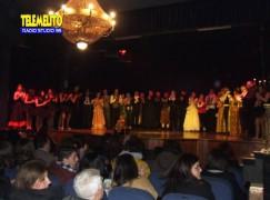 """Bova Marina (Rc), Sold Out per la prima del """"Fantasma dell' Opera"""""""