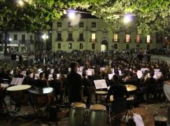 """Oppido, lo splendido successo dell'Orchestra """"G. Rechichi"""""""