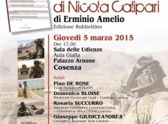 Cosenza, ricordo morte Nicola Calipari