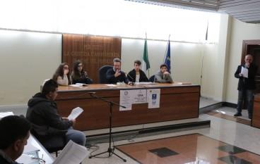 Rossano (Cs), Itas-Itc al processo penale simulato