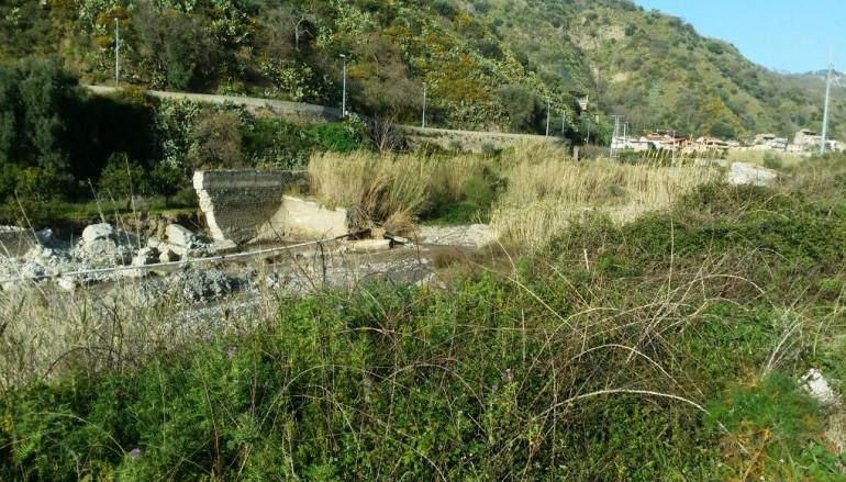 Reggio Calabria, allarme torrente Gallico