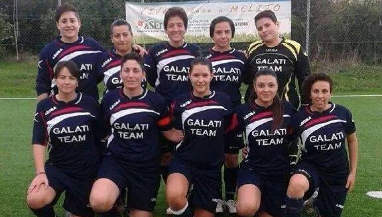 Csi c5 femminile, Galati Team in finale play off