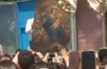 Madonna di Porto Salvo (2015) il cambio della vara, le foto