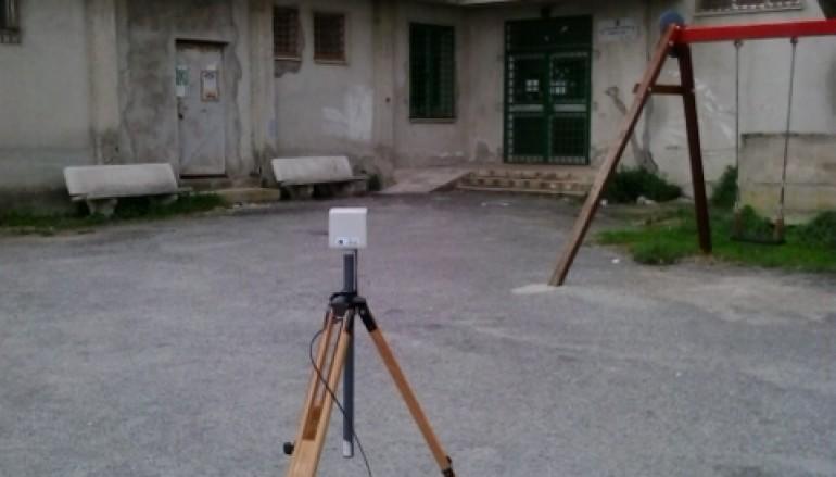 Vibo Valentia, attivato monitoraggio radiottività