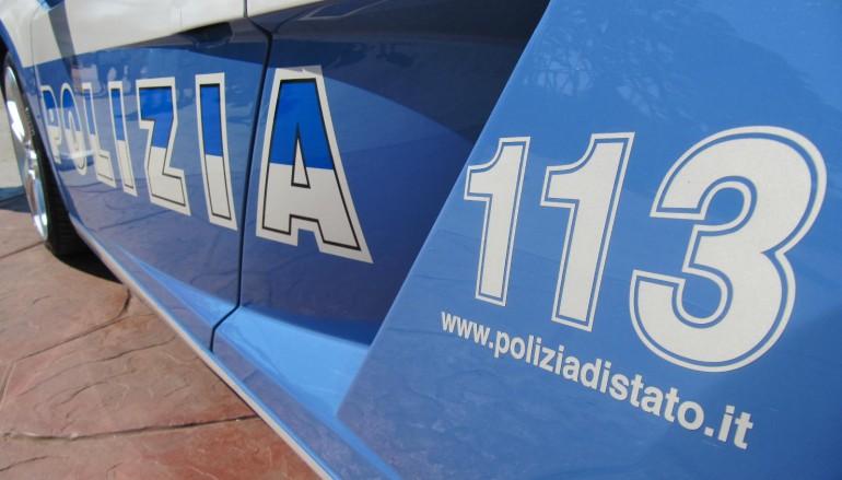 Controlli della Polizia a Reggio Calabria [VIDEO]