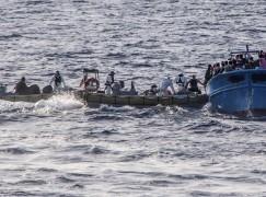 Reggio Calabria, nuovo sbarco di migranti al Porto